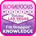 Blogalicious Weekend